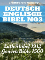 Deutsch Englisch Bibel No3