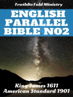 English Parallel Bible No2