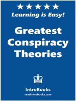 Greatest Conspiracy Theories