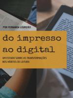 Do impresso ao digital