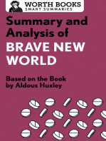 Summary and Analysis of Brave New World