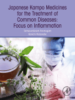 Japanese Kampo Medicines for the Treatment of Common Diseases: Focus on Inflammation
