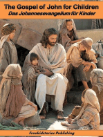 Das Johannesevangelium für Kinder - The Gospel of John for Children