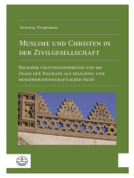 Muslime und Christen in der Zivilgesellschaft