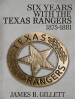 Six Years With the Texas Rangers