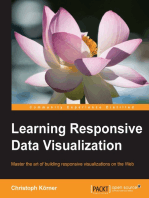 Learning Responsive Data Visualization