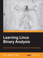 Learning Linux Binary Analysis