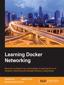 Learning Docker Networking