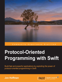 Protocol-Oriented Programming with Swift