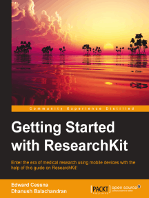 Getting Started with ResearchKit