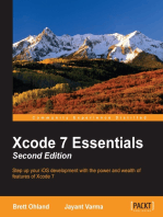 Xcode 7 Essentials - Second Edition