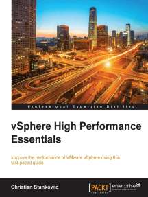 vSphere High Performance Essentials by Stankowic Christian - Read Online