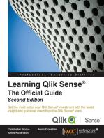 Learning Qlik Sense®