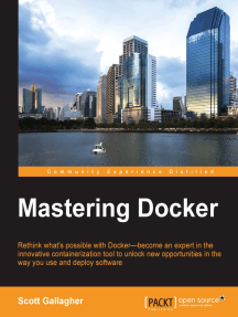 Mastering Docker