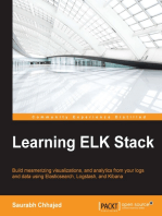 Learning ELK Stack