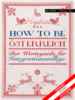 How to be Österreich