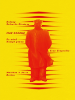 Mao Zedong. ›Es wird Kampf geben‹