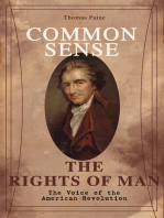 Common Sense & The Rights of Man - The Voice of the American Revolution