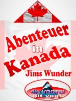 Abenteuer in Kanada