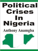 Political Crises in Nigeria