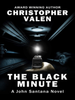 The Black Minute-A John Santana Novel