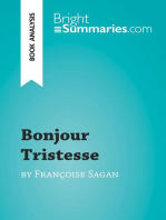 Bonjour Tristesse by Françoise Sagan (Book Analysis)