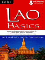 Lao Basics
