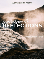 Anthologies and Reflections... A journey into poetry