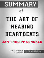 Summary of The Art of Hearing Heartbeats by Jan-Philipp Sendker | Conversation Starters