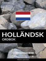 Holländsk ordbok