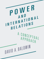 Power and International Relations