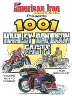 American Iron Magazine Presents 1001 Harley-Davidson Facts