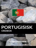 Portugisisk ordbok
