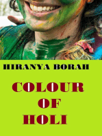 Colour of Holi