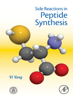 Side Reactions in Peptide Synthesis