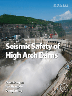 Seismic Safety of High Arch Dams