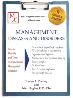 Management Diseases and Disorders