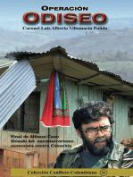Operación Odiseo- Final de Alfonso Cano, Filósofo del Narcoterrorismo Comunista contra Colombia