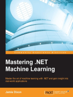 Mastering .NET Machine Learning