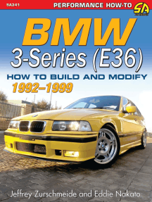BMW 3-Series (E36) 1992-1999: How to Build and Modify
