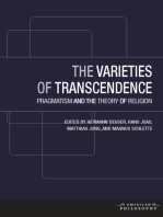 The Varieties of Transcendence
