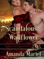 Scandalous Wallflower
