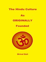 The Hindu Culture