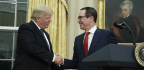 Steve Mnuchin Is 'Not Worried at All' About Machines Displacing American Workers