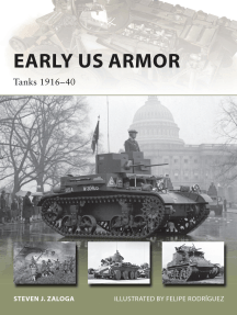 Early US Armor: Tanks 1916–40