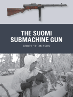 The Suomi Submachine Gun