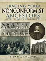 Tracing Your Nonconformist Ancestors