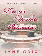 Darcy's Spotless Reputation