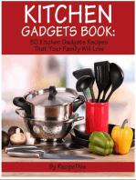 Kitchen Gadgets Book