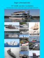 299 Schiffe und ihre Geschichten